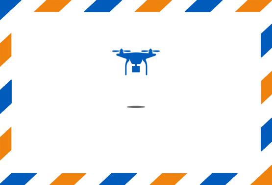 Flyger du drönare?